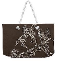 Ghost Riders In The Sky Weekender Tote Bag