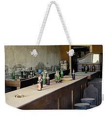 Ghost Town Saloon Weekender Tote Bag