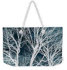 Ghost Tree 1 Weekender Tote Bag