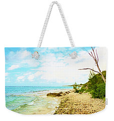 Weekender Tote Bag featuring the photograph Ghost Tree by Amar Sheow