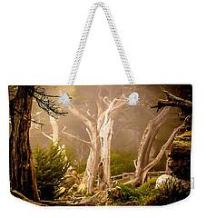 Ghost Tree Weekender Tote Bag