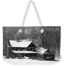 Ghosts Of Winters Past Weekender Tote Bag