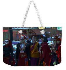 Ghouls Night Out Weekender Tote Bag by Kae Cheatham