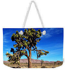 Giant Joshua Weekender Tote Bag by Glenn McCarthy Art and Photography