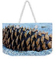 Giant Pinecone Weekender Tote Bag