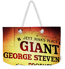 Giant Weekender Tote Bag by Trish Mistric