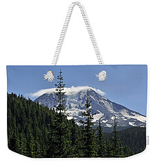 Gifford Pinchot National Forest And Mt. Adams Weekender Tote Bag by Tikvah's Hope