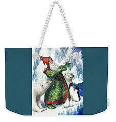 Gift Of Peace Weekender Tote Bag
