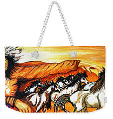 Gift Of The Pinto Weekender Tote Bag