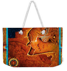 Gifts Of The Spirit Weekender Tote Bag
