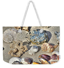 Gifts Of The Tides Weekender Tote Bag by Benanne Stiens