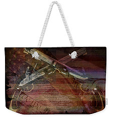 Gimme Back My Bullets Weekender Tote Bag