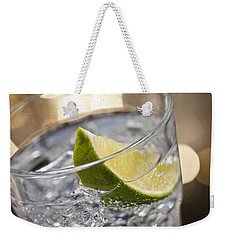 Gin Tonic Cocktail Weekender Tote Bag