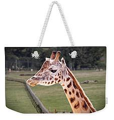 Giraffe 02 Weekender Tote Bag