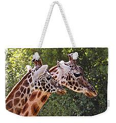 Giraffe 03 Weekender Tote Bag
