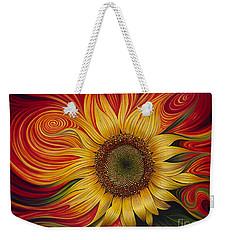 Girasol Dinamico Weekender Tote Bag