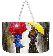 Girlfriends Weekender Tote Bag by Kume Bryant