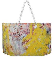 Give Me A Rose Weekender Tote Bag