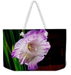 Gladiolus - Summer Beauty Weekender Tote Bag