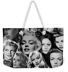 Glamour Girls 2 Weekender Tote Bag
