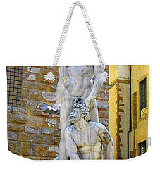 Glance At Hercules And Casus Weekender Tote Bag