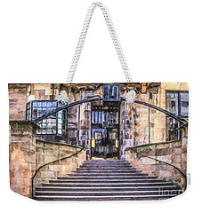 Glasgow School Of Art Weekender Tote Bag