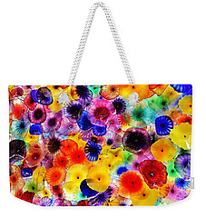 Glass Garden Weekender Tote Bag by Benjamin Yeager