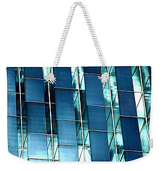 Glass House II Weekender Tote Bag