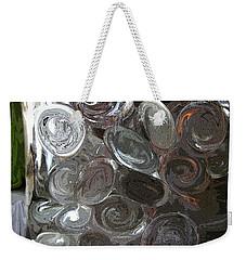 Glass In Glass 2 Weekender Tote Bag