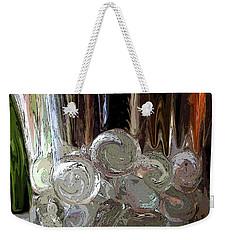 Glass In Glass Weekender Tote Bag
