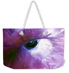 Phoenix Weekender Tote Bag by Amar Sheow