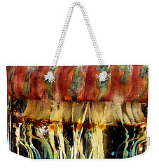 Glass No2 Weekender Tote Bag