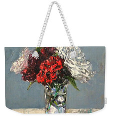 Glass Of Flowers Weekender Tote Bag