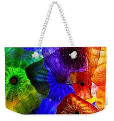 Glass Palette Weekender Tote Bag by Kasia Bitner