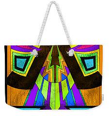 Glass Pattern 5 D Weekender Tote Bag