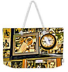 Gleasons Wall Weekender Tote Bag