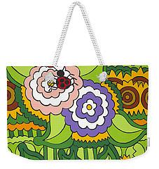 Glee Weekender Tote Bag by Rojax Art