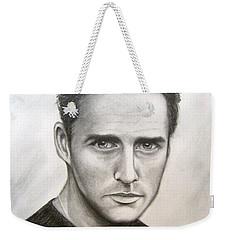 Glenn Quinn Weekender Tote Bag