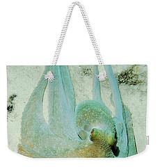 Gliding Reef Octopus Weekender Tote Bag by Amy McDaniel
