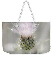 Glimmering Thistle Weekender Tote Bag