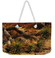 Global Warming Weekender Tote Bag by Angela J Wright