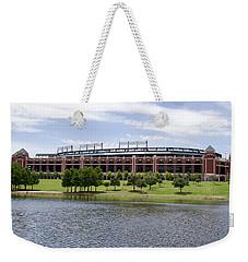 Globe Life Park Weekender Tote Bag