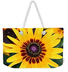 Gloriosa Daisy Weekender Tote Bag by Denyse Duhaime