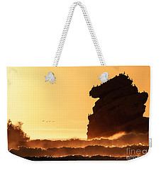 Glorious Afternoon At Morro Bay Weekender Tote Bag