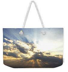 Glorious Rays Of Sunshine Weekender Tote Bag