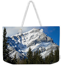 Glorious Rockies Weekender Tote Bag