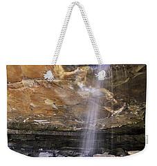 Glory Hole Falls - Arkansas - Waterfall Weekender Tote Bag