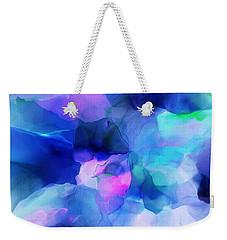 Weekender Tote Bag featuring the digital art Glory Morning by David Lane