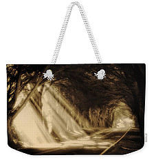 Glory Rays Weekender Tote Bag by Priscilla Burgers
