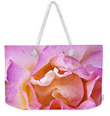 Weekender Tote Bag featuring the photograph Glow From Within by David Millenheft